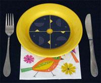 CD Zobí kosání na talíři