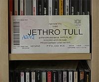 Lístek na Jethro Tull